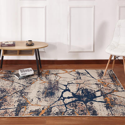 新款17印花地毯 0.8*1.5米 170642B