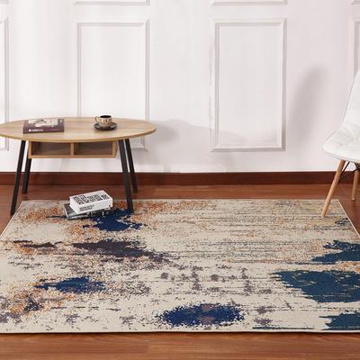 新款17印花地毯 0.8*1.5米 170644A