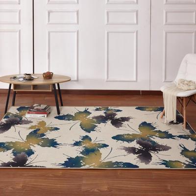 新款17印花地毯 0.8*1.5米 170646A