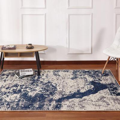 新款17印花地毯 0.8*1.5米 170650A
