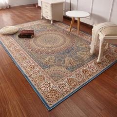 新款17印花地毯 0.8*1.5米 170728B