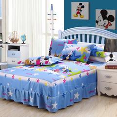 单品纯棉床罩 100*200 米奇宝贝