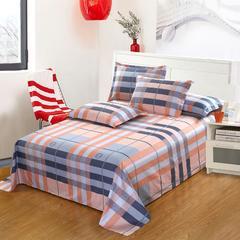 12870系列全部花型 单品纯棉床单 230*230cm(定做) 德鲁