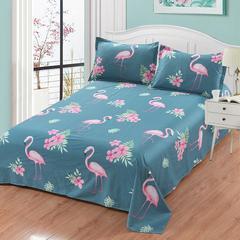 12870系列全部花型 单品纯棉床单 200*230cm(常规) 花鸟世界