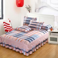 12870系列全部花型 单品纯棉床罩 100*200(定制,可退换) 德鲁