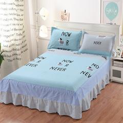 12870系列全部花型 单品纯棉床罩 180*200 好伙伴