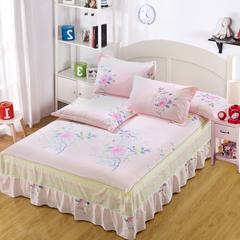 12870系列全部花型 单品纯棉床罩 100*200(定制,可退换) 清香疏影