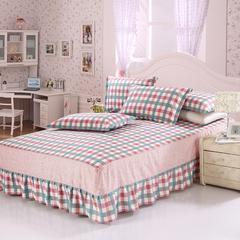 12870系列全部花型 单品纯棉床罩 200*230(定做) 邂逅