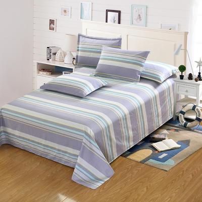 新款13070纯棉全棉单件床单 100cmx220cm 安德鲁