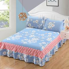 最新纯棉床罩 100cmx200cm定制,可退换 花样年华