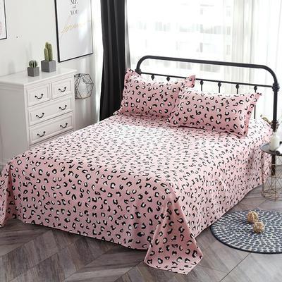 新款13070纯棉全棉单件床单 100cmx220cm 迪娜
