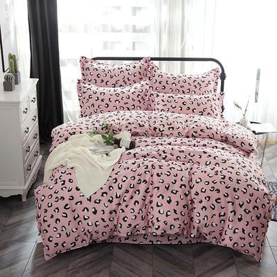 最新13070纯棉床单四件套 1.0m(3.3英尺)床 迪娜