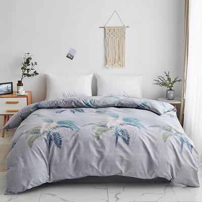2019新款-13374全棉系列单件被套 120x150cm折叠 夏威夷之恋