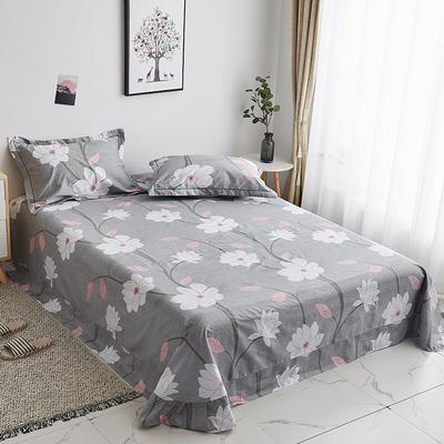 2019新款-13374全棉系列单件床单 180x245cm(直角) 夏威夷之恋
