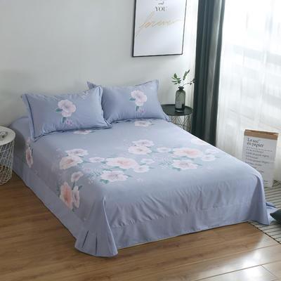 2020新款-13374全棉系列单件床单 180x245cm(直角) 花满地