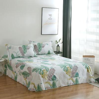 2020新款-13374全棉系列单件床单 180x245cm(直角) 未央