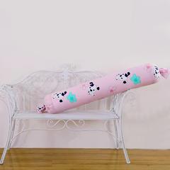 扎口糖果枕 外套直经15x60(总长1米) 顽皮狗-红