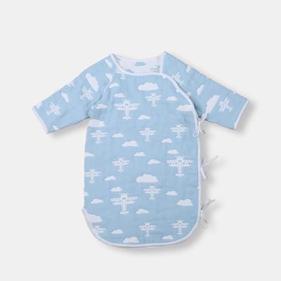 2017 新款儿童睡袋 八层飞机旗袍睡袋(35cm×86cm)