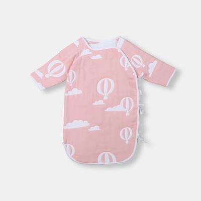 2017 新款儿童睡袋 八层热气球旗袍睡袋(35cm×86cm)