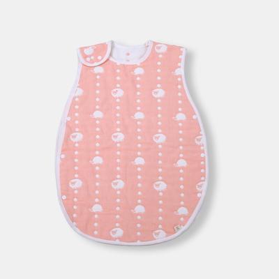 2017 新款儿童睡袋 六层刺猬睡袋-橙(40cm×60cm)