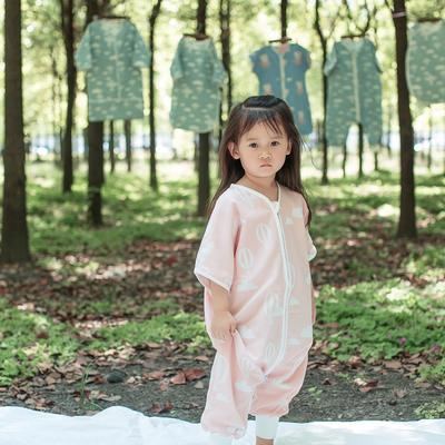 2017 新儿童爬爬服 2层热气球短袖爬服(70cm)