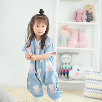 2017 新儿童爬爬服 阳光佩琪爬服(70cm)