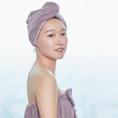 5色浴袍+头巾 均码 浴裙-巧克力