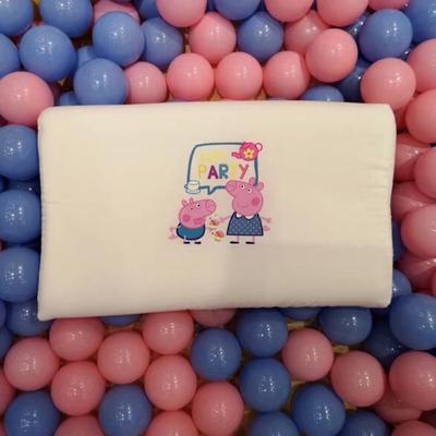 2018新款-爆款儿童乳胶枕 44×24cm*6cm 小猪佩奇