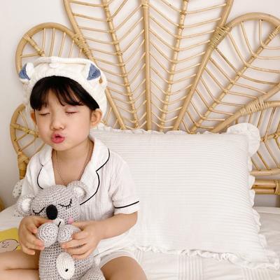 2019新款-干发帽 均码 白色敞口式干发帽