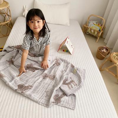 2020新款-童趣浴巾(70*140cm) 泰迪狗