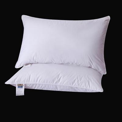 2019新款羽绒枕枕头枕芯/48*74cm 羽绒枕