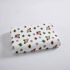 2018 新款儿童乳胶枕(25*40cm) 1