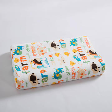 2018 新款儿童乳胶枕(25*40cm)