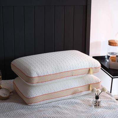2018新品针织布定型热熔枕芯枕头 针织布定型热熔枕(一只)