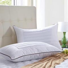 木果枕芯  荞麦2用护颈枕芯 荞麦2用枕芯   白色