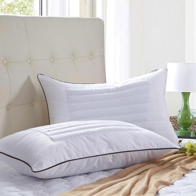 荞麦2用护颈枕芯 荞麦2用枕芯   白色