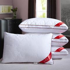 木果枕芯  滚边羽丝绒枕 滚边羽丝绒枕