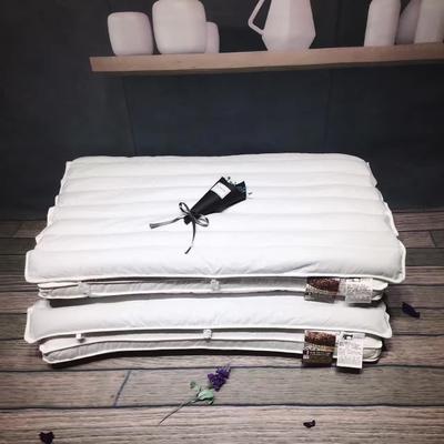 荞麦二合一护颈保健枕 荞麦二合一水洗护颈枕