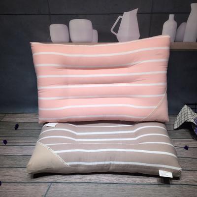 素行条纹水洗枕 素行水洗枕  咖啡   橘色 颜色备注