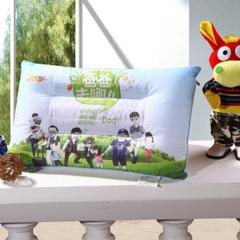 木果枕芯   儿童炫彩3D决明子枕加枕套 儿童炫彩决明子枕