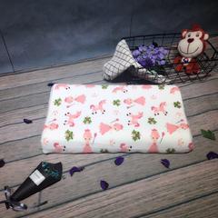 木果枕芯   儿童泰国进口乳胶枕  11花型编辑好 下单拍这里 公主