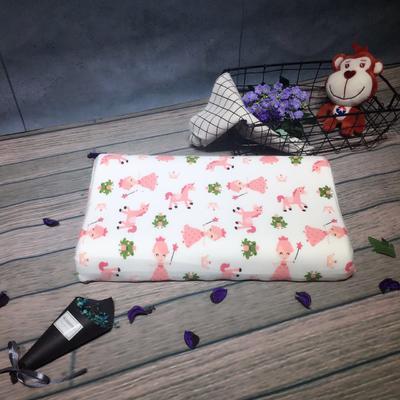 儿童泰国进口乳胶枕  11花型编辑好 下单拍这里 公主