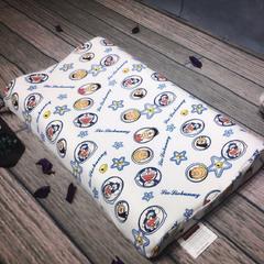 木果枕芯   卡通全棉儿童乳胶枕 叮当猫
