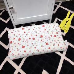 木果枕芯   卡通全棉儿童乳胶枕 苹果