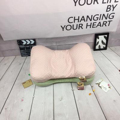绗缝护颈全荞麦枕 绗缝全荞麦枕  绿色