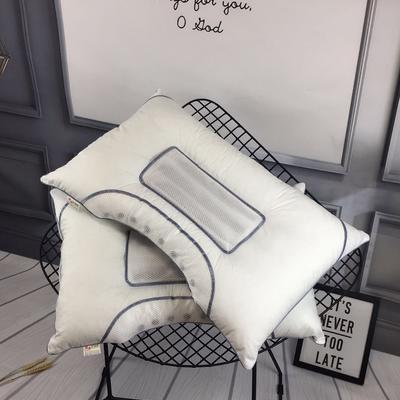 新品磁疗药物护颈枕 弧形磁疗保健枕
