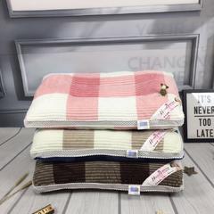 木果枕芯   水晶绒护颈枕 水晶绒护颈枕   粉色