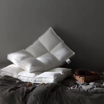酒店六方格护颈枕