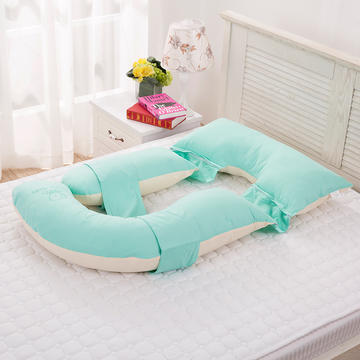 第三代多功能孕妇枕   颜色备注