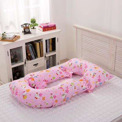 第三代多功能孕妇枕   颜色请备注 多功能孕妇枕  猫咪宝贝